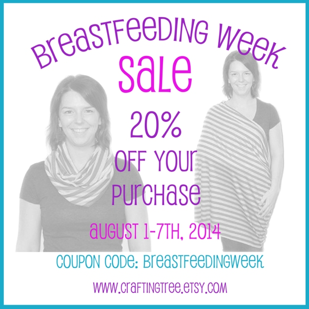 Breastfeeding Week Sale Graphic small